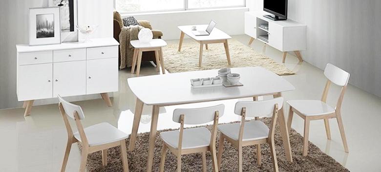 Furniture Outlet Scandinavian Furniture Outlet Dining Set
